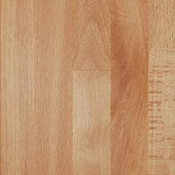 Beech Worktop upstand, 4m x 75mm x 18mm, Upstands
